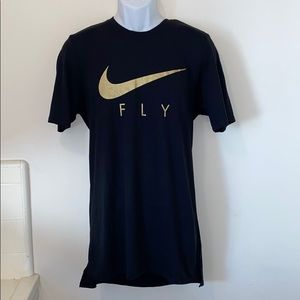 🌞Nike Mens Fly Drop Tail Graphic T-Shirt🌞